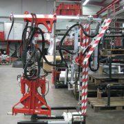 Maschinenpark-Kauf für Vinicola Perico /Brasilien