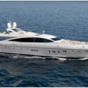 New Superyacht Mangusta 165E